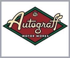 EST 96 AUTOGRAFF MOTOR WORKS