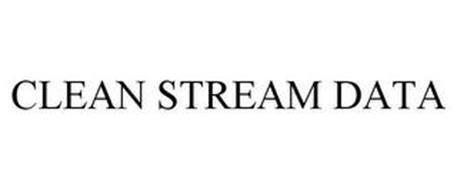 CLEAN STREAM DATA