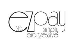 SPS EZPAY SIMPLY PROGRESSIVE