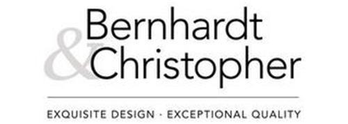 BERNHARDT & CHRISTOPHER EXQUISITE DESIGN · EXCEPTIONAL QUALITY
