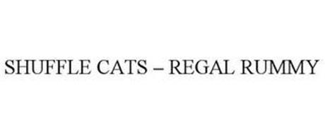 SHUFFLE CATS - REGAL RUMMY
