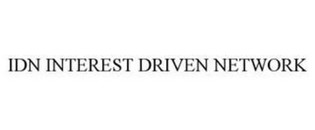 IDN INTEREST DRIVEN NETWORK
