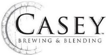 C CASEY BREWING & BLENDING