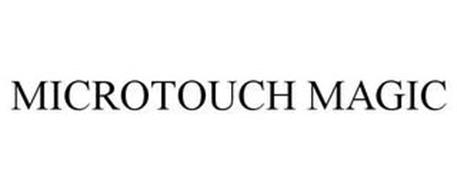 MICROTOUCH MAGIC