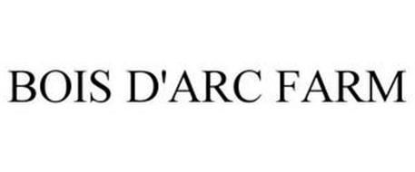 BOIS D'ARC FARM