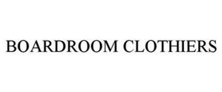 BOARDROOM CLOTHIERS