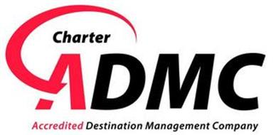 CHARTER ADMC ACCREDITED DESTINATION MANAGEMENT COMPANY