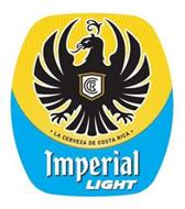 CCR LA CERVEZA DE COSTA RICA IMPERIAL LIGHT