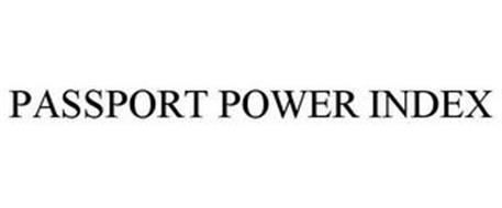 PASSPORT POWER INDEX