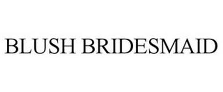 BLUSH BRIDESMAID