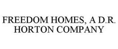 FREEDOM HOMES, A D.R. HORTON COMPANY