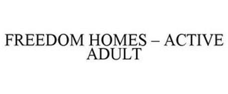 FREEDOM HOMES - ACTIVE ADULT