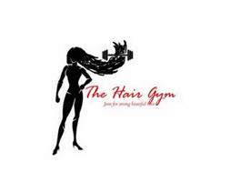 THE HAIR GYM JOIN FOR STRONG BEAUTIFUL HAIR