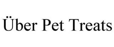 ÜBER PET TREATS