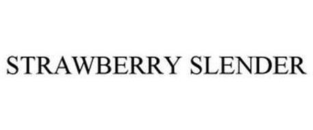 STRAWBERRY SLENDER