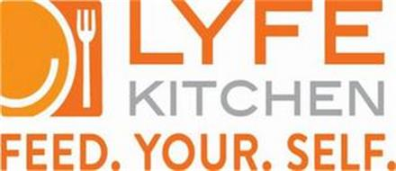 LYFE KITCHEN FEED. YOUR. SELF.