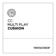 CC MULTI PLAY CUSHION THEFACESHOP NATURAL STORY