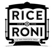 RICE A RONI THE SAN FRANCISCO TREAT EST 1958