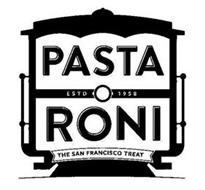 PASTA RONI THE SAN FRANCISCO TREAT EST 1958