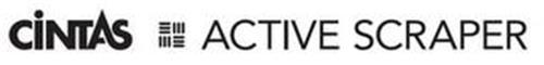 CINTAS ACTIVE SCRAPER