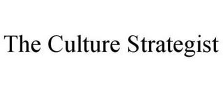 THE CULTURE STRATEGIST