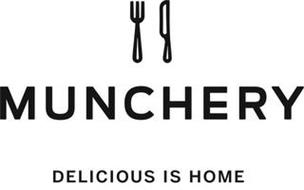MUNCHERY DELICIOUS IS HOME