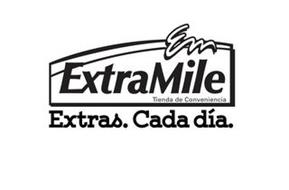 EM EXTRAMILE TIENDA DE CONVIENCIA EXTRAS. CADA DIA.