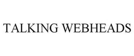 TALKING WEBHEADS