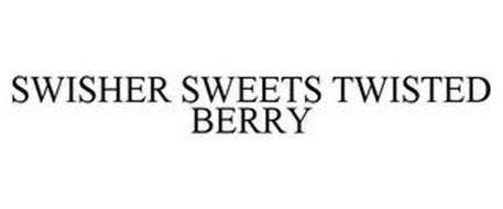 SWISHER SWEETS TWISTED BERRY Trademark of Swisher
