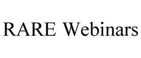 RARE WEBINARS