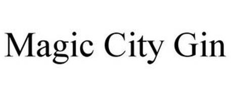 MAGIC CITY GIN