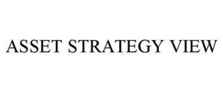 ASSET STRATEGY VIEW