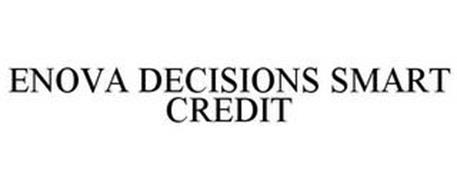 ENOVA DECISIONS SMART CREDIT