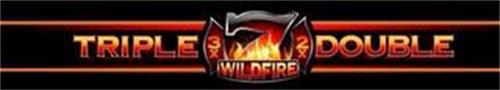 TRIPLE 3 7 2 DOUBLE WILDFIRE