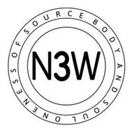 N3W ONENESS OF SOURCE BODY AND SOUL