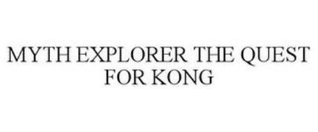 MYTH EXPLORER THE QUEST FOR KONG
