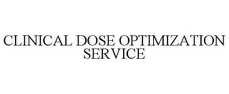 CLINICAL DOSE OPTIMIZATION SERVICE