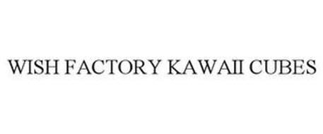 WISH FACTORY KAWAII CUBES