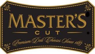 MASTER'S CUT PREMIUM DELI CHEESES SINCE 1883