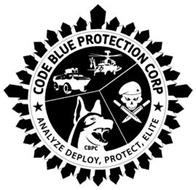 CODE BLUE PROTECTION CORP CBPC ANALYZE DEPLOY, PROTECT, ELITE