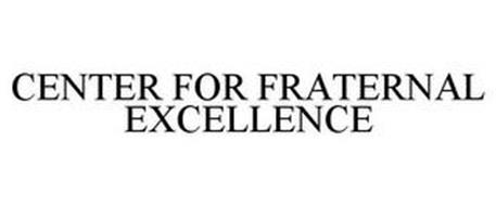 CENTER FOR FRATERNAL EXCELLENCE