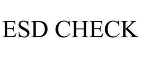 ESD CHECK