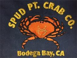 SPUD PT. CRAB CO. BODEGA BAY, CA