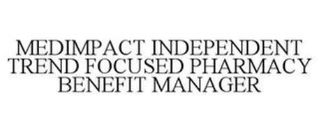 MEDIMPACT INDEPENDENT, TREND-FOCUSED PHARMACY BENEFIT MANAGER