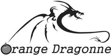 ORANGE DRAGONNE