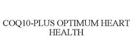 COQ10-PLUS OPTIMUM HEART HEALTH