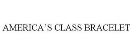 AMERICA'S CLASS BRACELET