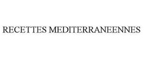 RECETTES MEDITERRANEENNES