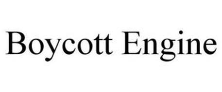 BOYCOTT ENGINE