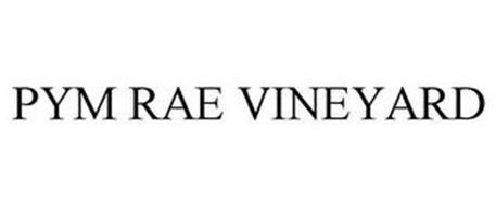 PYM RAE VINEYARD